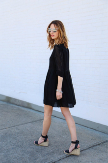 Little Black Dress, lmespadrilles