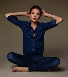 Leigh Jeans, denim