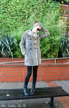 Leopard Print, Leopard Print, Vintage, Animal Print, Leggings