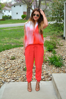 Coral (Clique) Resort., LMsandals, joggers, brights, coral, elie tahari, watercolor, dolce vita, lace up sandals, sanctuary