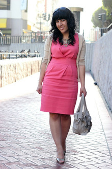 Spring in the City, ladylike, office, feminine, spring, classic, chic, girly