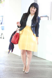 Modern Day Snow White, dressy, professional, business casual, chic, color