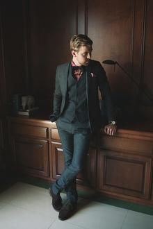 JOSEPH BURTON, summer, semi-formal, dressy