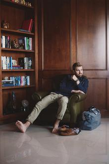 JOSEPH BURTON, summer, casual