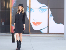 Journey of a Dress, journey of a dress, dvf, shirt dress, fashion blogger, classic, artsy, boho