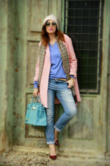 Softness, pastels, light pink, light blue