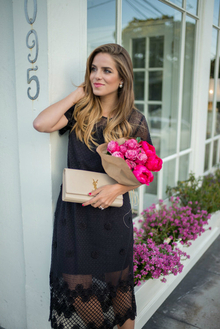 CLUB MONACO PARTY SHOP, LMclutch, lace dress
