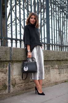 BLACK & WHITE IN PARIS, LMculottes, culottes