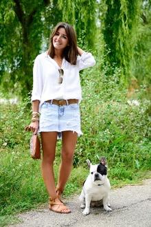 Big Smile, blouse, summer, denimminiskirt, denimskirt, rayban, oneteaspoon, antibatik, gladiatorsandal