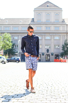 A Dapper Summer outfit in Berlin, #BACKTOSCHOOL #Back to school