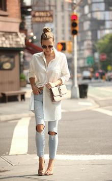SEPTEMBER, fall closet essentials, ripped jeans