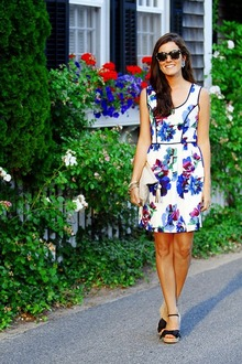 A Bouquet of Dresses, girly