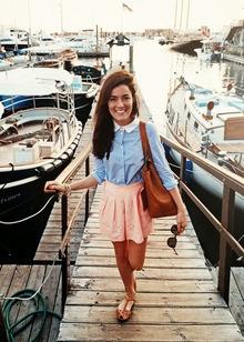 Antique Yacht, Newport, girly