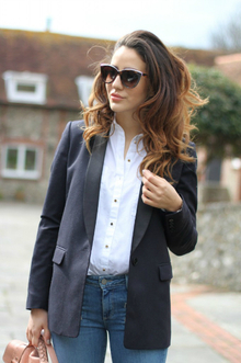 Flare Jeans Love, LMshades, sunglasses, blazer