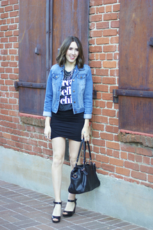 Dream Believe Achieve Tee, Free People. Kenneth Cole, Sandals, Graphic Tee, Sincerey Jules