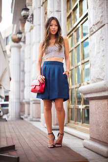 Trend Edit : Crop Tops - Song of Style