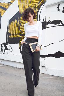 Trend Edit : Crop Tops - Karla's Closet
